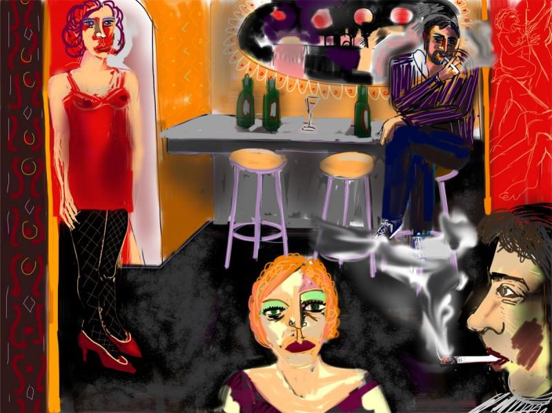 iPad Zeichnung/ArtStudio 1024 x 768 Pixel