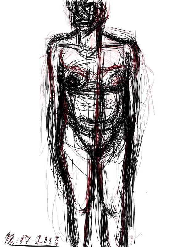 iPad Zeichnung/ArtStudio 768 x 1024 Pixel