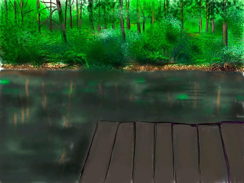 iPad Zeichnung/ArtStudio 1024 × 768 Pixel